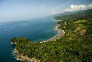 Liberia-shore-line